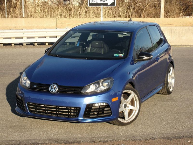 2012 Volkswagen Golf R 2dr Hatchback w/Sunroof & Navi - 19686659 - 3