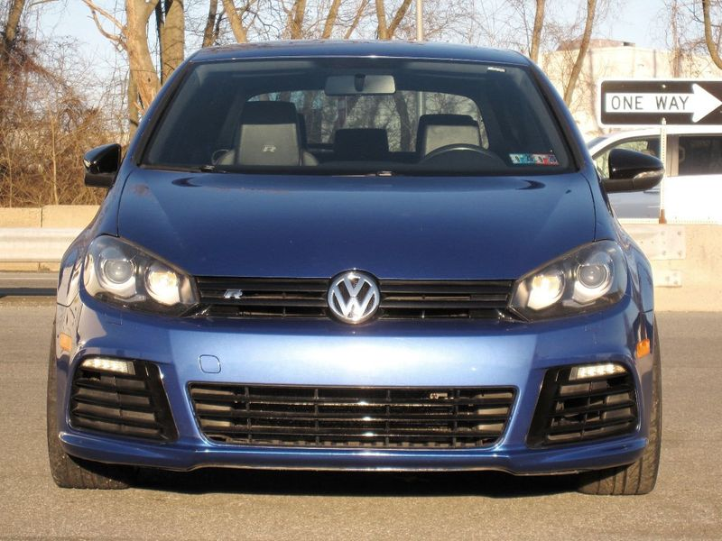 2012 Volkswagen Golf R 2dr Hatchback w/Sunroof & Navi - 19686659 - 4