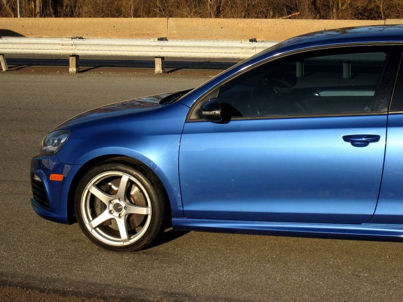 2012 Volkswagen Golf R 2dr Hatchback w/Sunroof & Navi - 19686659 - 6