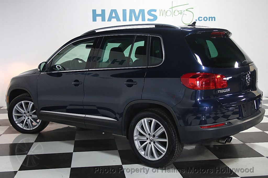 Miami Truck Center >> 2012 Used Volkswagen Tiguan 2WD 4dr Automatic S at Haims ...