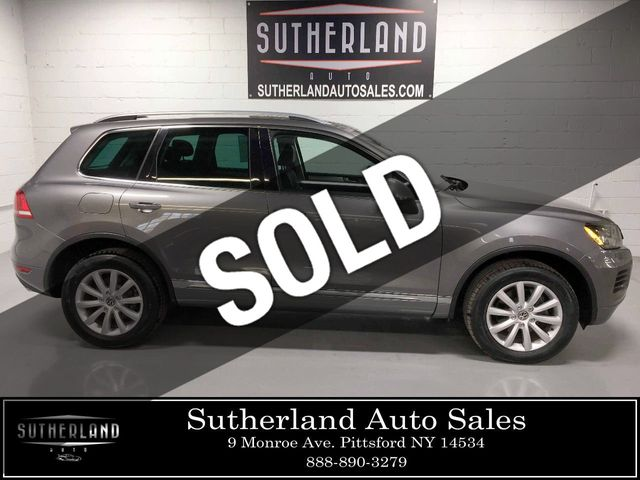 Volkswagen Touareg For Sale >> Used Volkswagen Touareg At Sutherland Service Center Serving Pittsford Ny