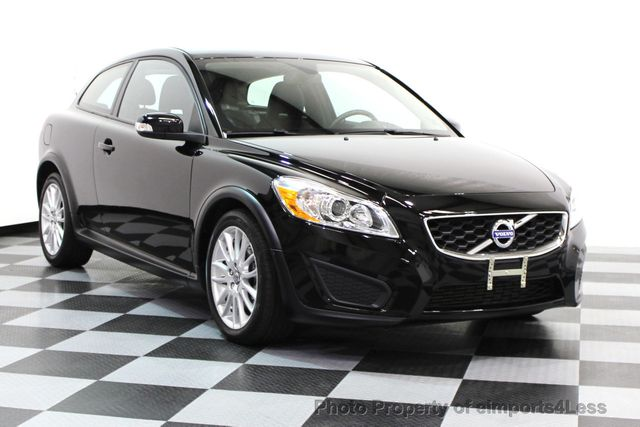 2012 used volvo c30 certified volvo c30 t5 coupe at. Black Bedroom Furniture Sets. Home Design Ideas