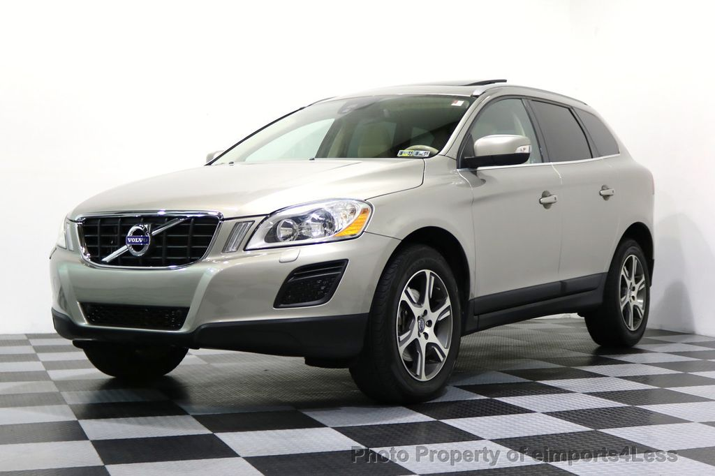 2012 Volvo XC60 CERTIFIED XC60 T6 PLATINUM AWD CAMERA NAVIGATION - 17143747 - 0