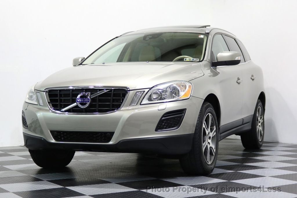 2012 Volvo XC60 CERTIFIED XC60 T6 PLATINUM AWD CAMERA NAVIGATION - 17143747 - 13