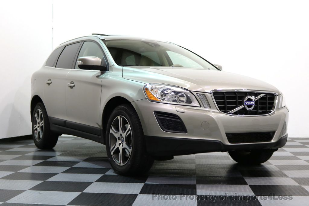 2012 Volvo XC60 CERTIFIED XC60 T6 PLATINUM AWD CAMERA NAVIGATION - 17143747 - 14