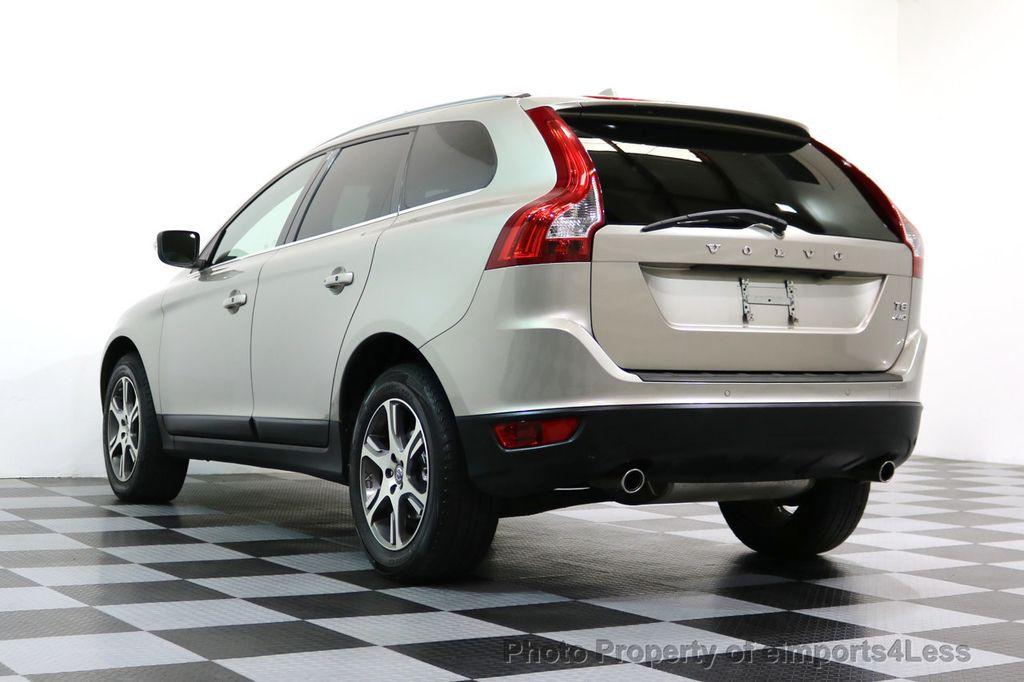 2012 Volvo XC60 CERTIFIED XC60 T6 PLATINUM AWD CAMERA NAVIGATION - 17143747 - 15