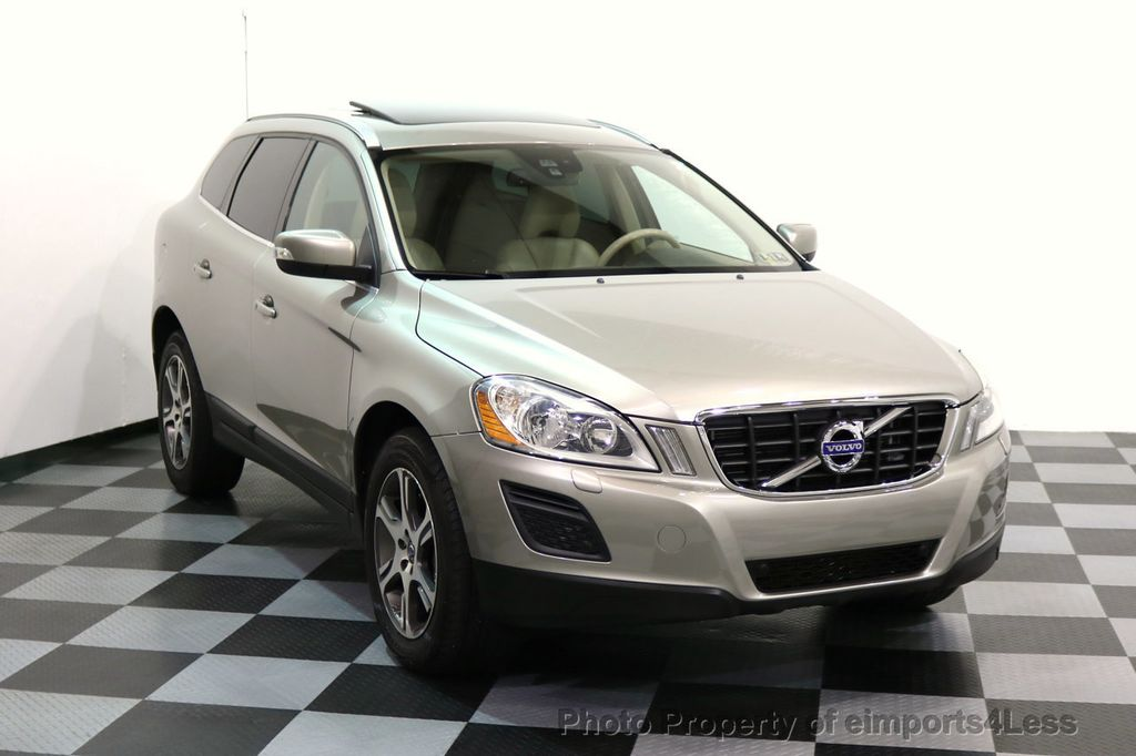 2012 Volvo XC60 CERTIFIED XC60 T6 PLATINUM AWD CAMERA NAVIGATION - 17143747 - 1