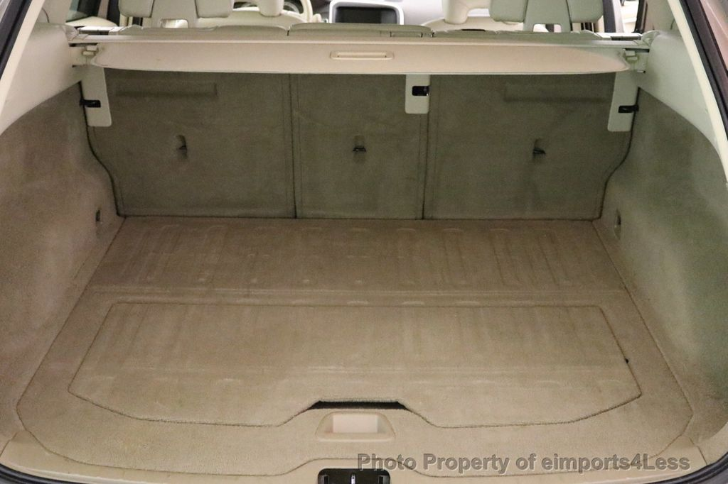 2012 Volvo XC60 CERTIFIED XC60 T6 PLATINUM AWD CAMERA NAVIGATION - 17143747 - 19