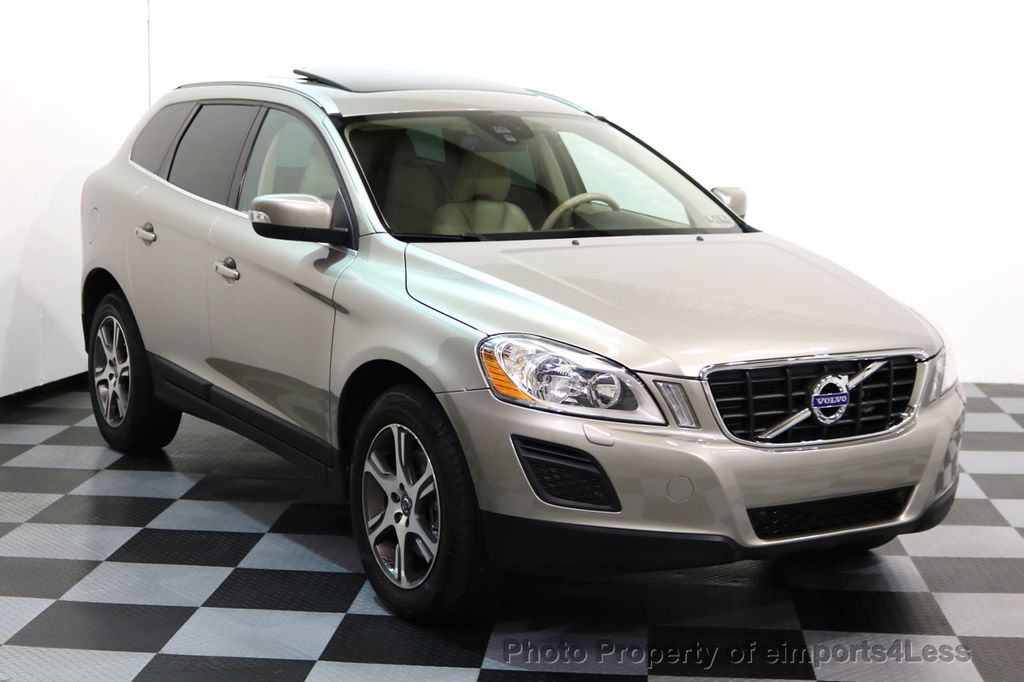 2012 Volvo XC60 CERTIFIED XC60 T6 PLATINUM AWD CAMERA NAVIGATION - 17143747 - 26