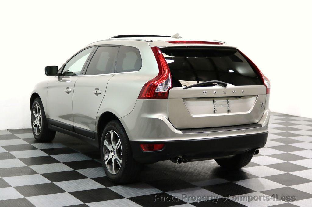 2012 Volvo XC60 CERTIFIED XC60 T6 PLATINUM AWD CAMERA NAVIGATION - 17143747 - 27