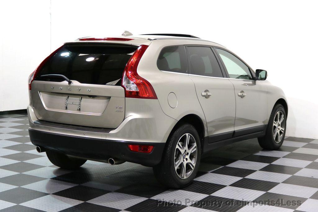 2012 Volvo XC60 CERTIFIED XC60 T6 PLATINUM AWD CAMERA NAVIGATION - 17143747 - 29