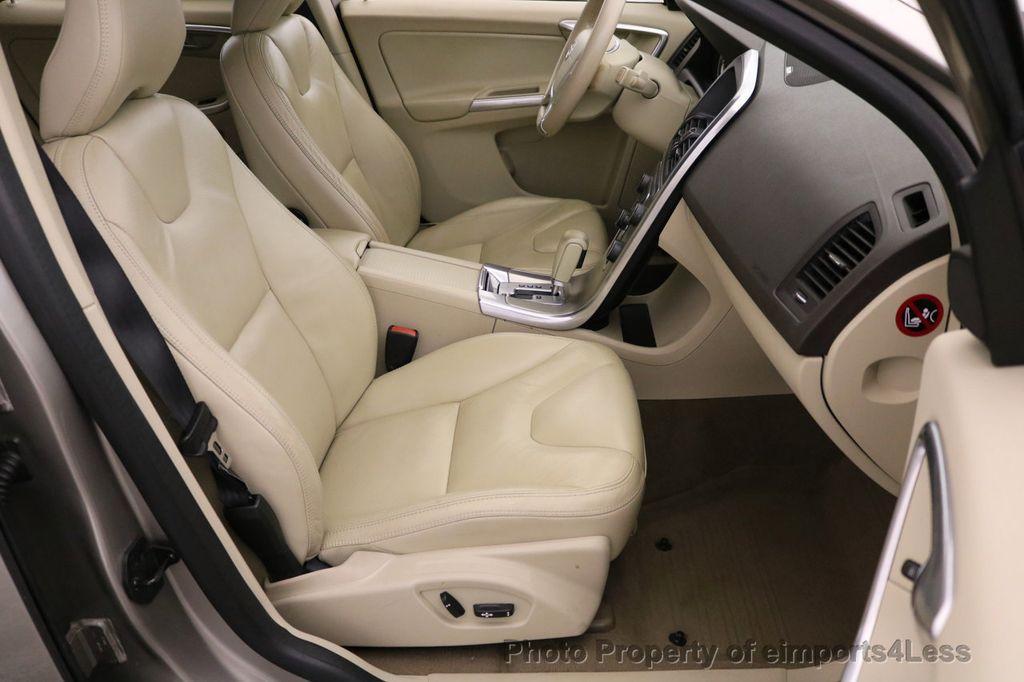 2012 Volvo XC60 CERTIFIED XC60 T6 PLATINUM AWD CAMERA NAVIGATION - 17143747 - 33
