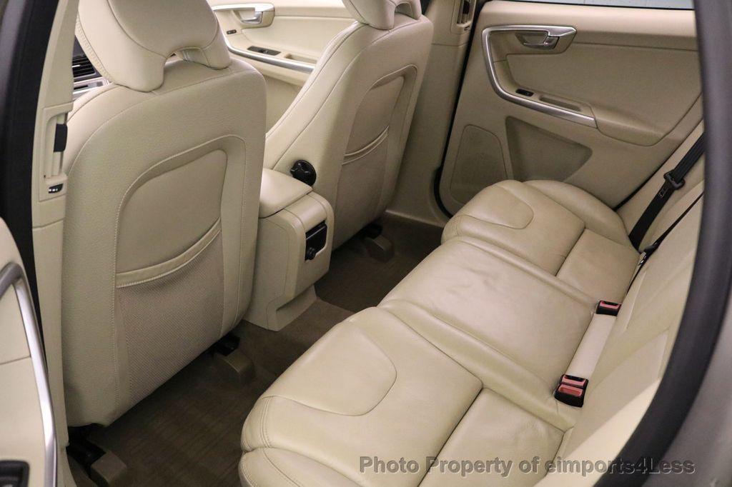 2012 Volvo XC60 CERTIFIED XC60 T6 PLATINUM AWD CAMERA NAVIGATION - 17143747 - 34