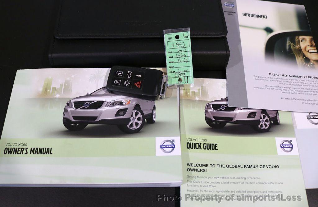 2012 Volvo XC60 CERTIFIED XC60 T6 PLATINUM AWD CAMERA NAVIGATION - 17143747 - 38