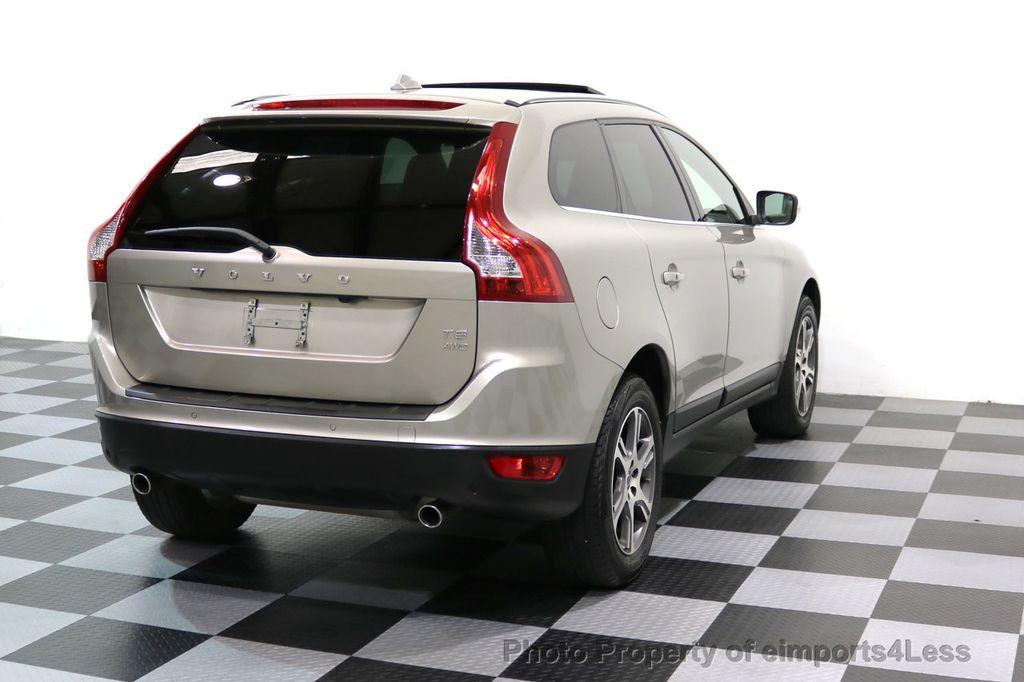 2012 Volvo XC60 CERTIFIED XC60 T6 PLATINUM AWD CAMERA NAVIGATION - 17143747 - 3
