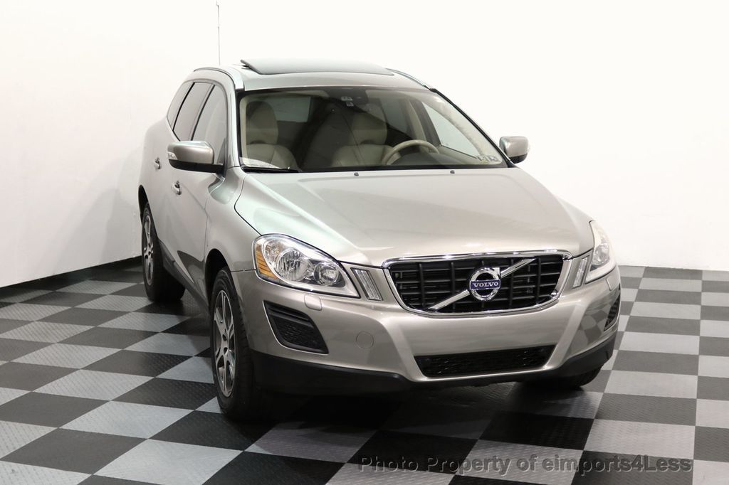 2012 Volvo XC60 CERTIFIED XC60 T6 PLATINUM AWD CAMERA NAVIGATION - 17143747 - 42