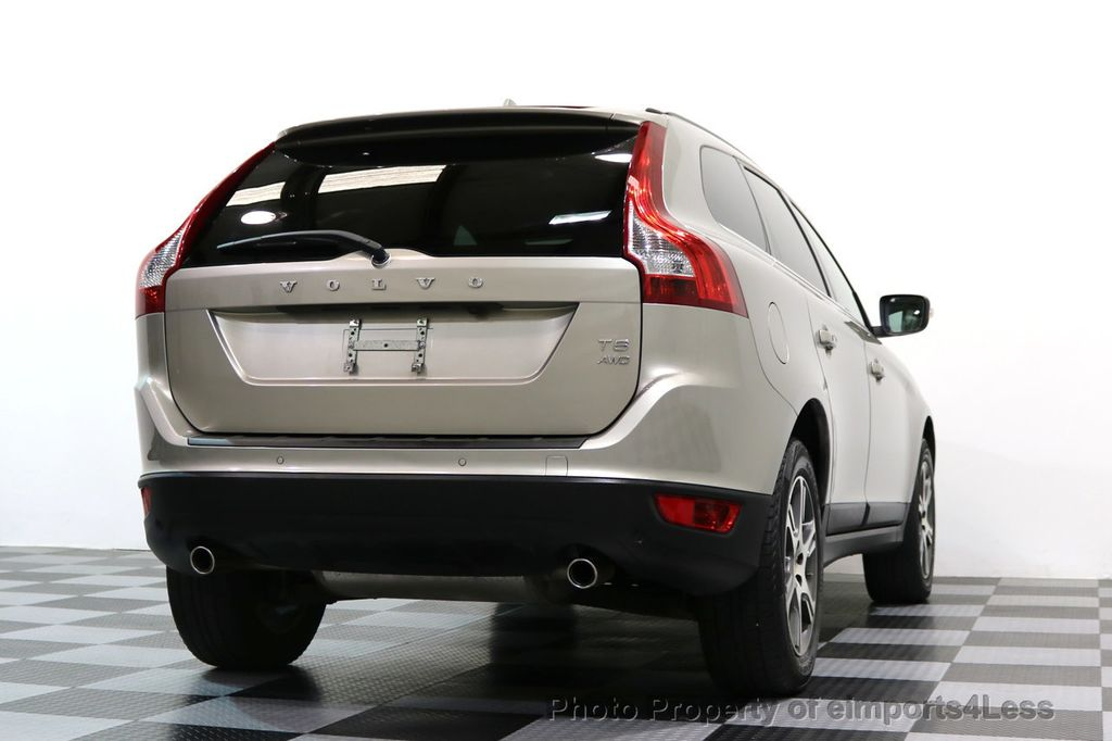 2012 Volvo XC60 CERTIFIED XC60 T6 PLATINUM AWD CAMERA NAVIGATION - 17143747 - 44
