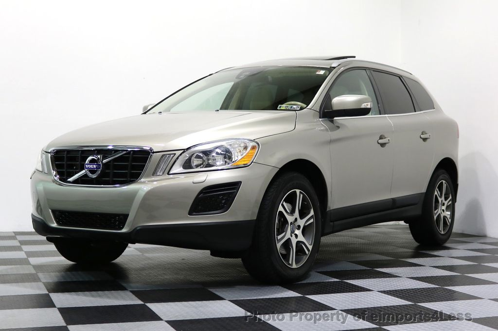 2012 Volvo XC60 CERTIFIED XC60 T6 PLATINUM AWD CAMERA NAVIGATION - 17143747 - 45