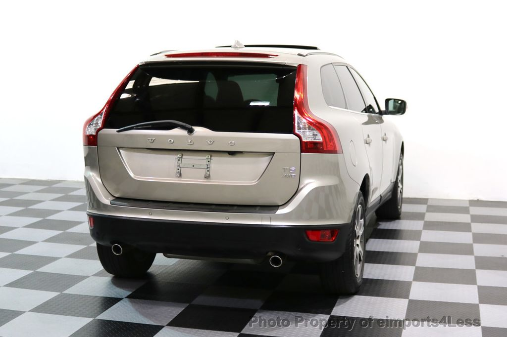 2012 Used Volvo XC60 CERTIFIED XC60 T6 PLATINUM AWD CAMERA NAVIGATION at eimports4Less Serving ...