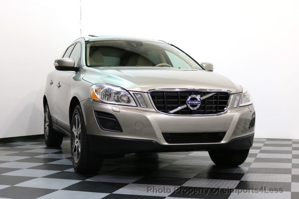 2012 Volvo XC60 CERTIFIED XC60 T6 PLATINUM AWD CAMERA NAVIGATION - 17143747 - 48