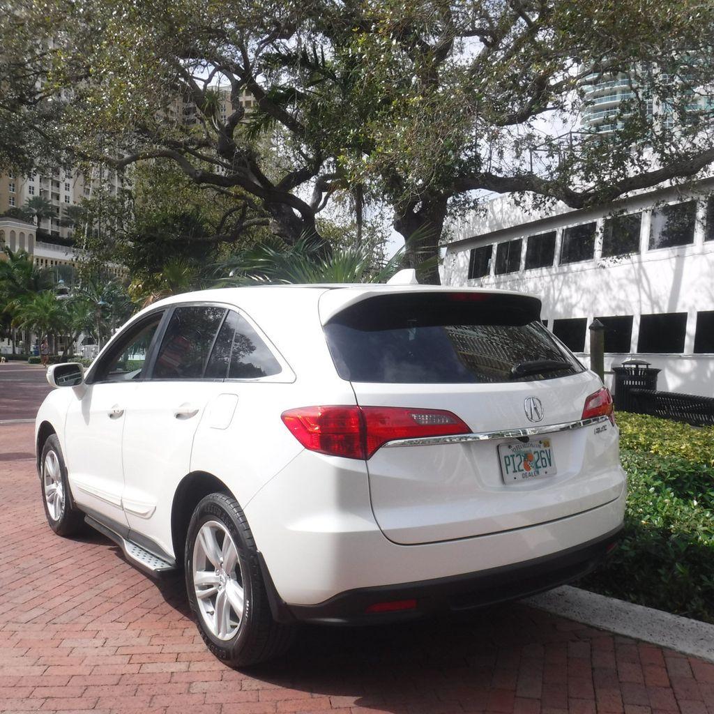 2013 Acura RDX Florida Diamond