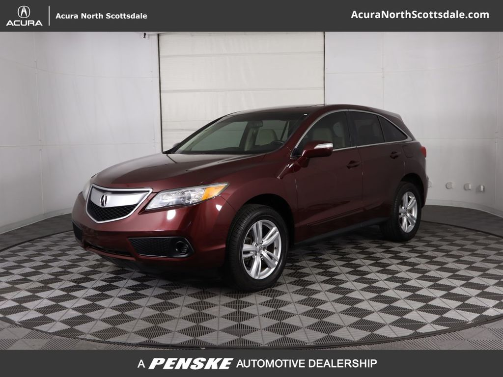 Used 2013 Acura Rdx Fwd 4dr For Sale In Phoenix Arizona A13720a Penskecars Com