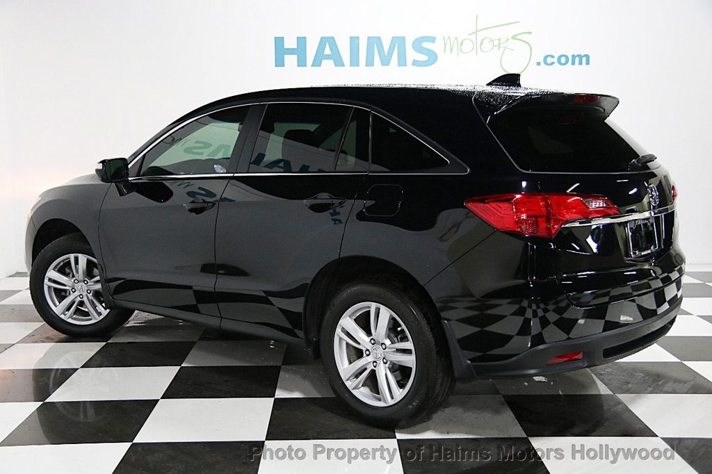 2013 used acura rdx fwd 4dr tech pkg at haims motors serving fort lauderdale hollywood miami. Black Bedroom Furniture Sets. Home Design Ideas