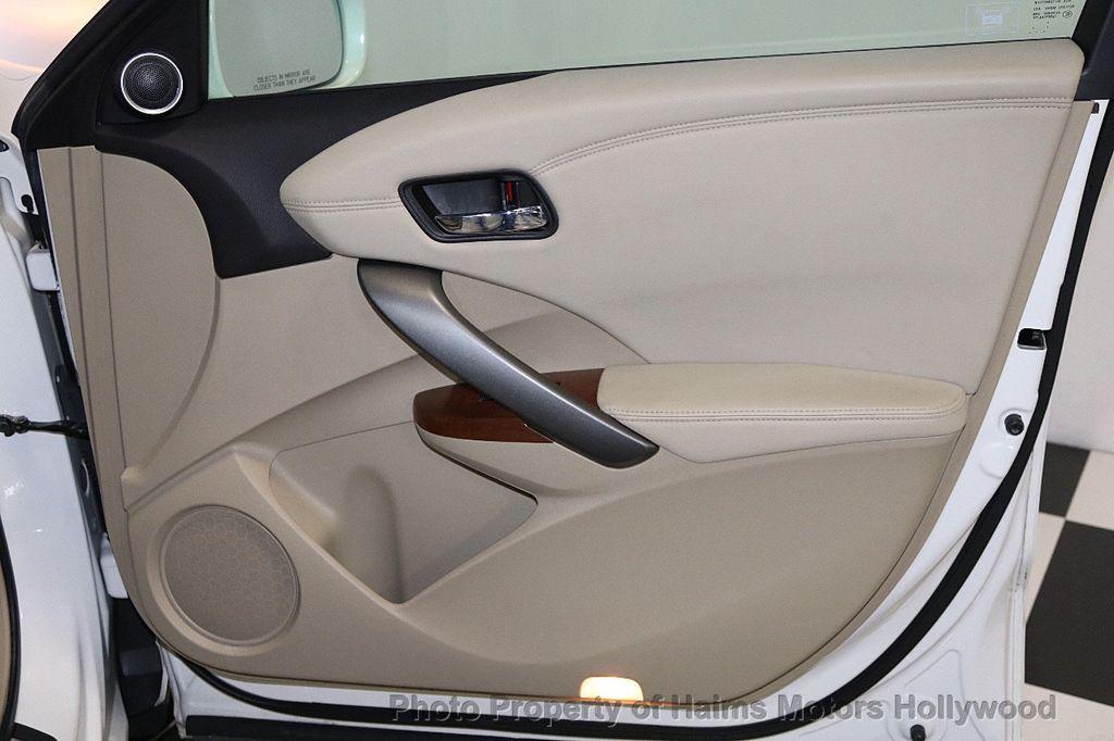 2013 Acura RDX FWD 4dr Tech Pkg - 17441607 - 13
