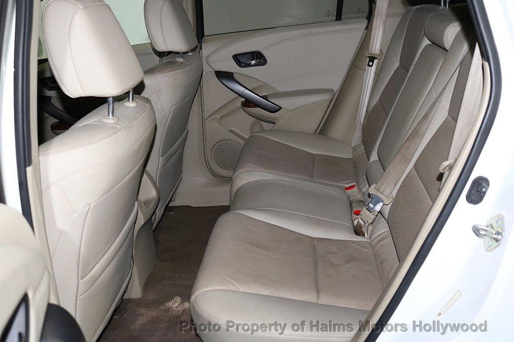 2013 Acura RDX FWD 4dr Tech Pkg - 17441607 - 16