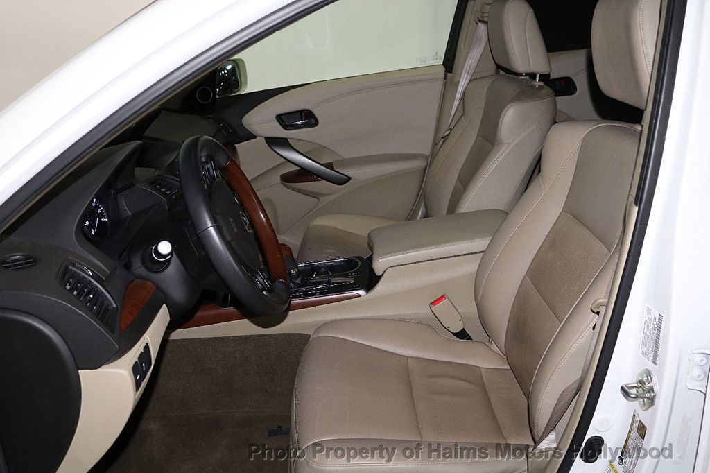 Used Acura RDX FWD Dr Tech Pkg At Haims Motors Serving Fort - Acura rdx console cover