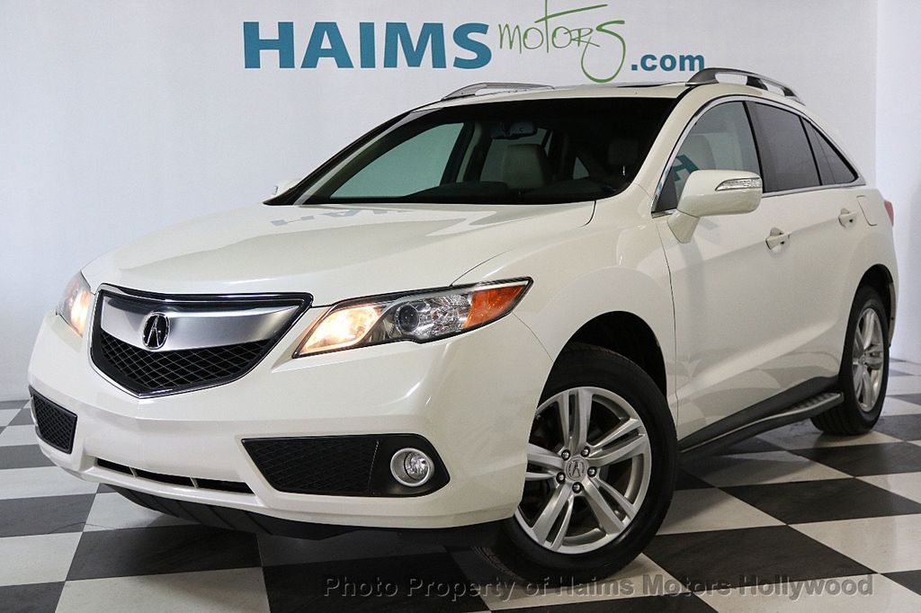 used tech motors rdx acura pkg serving detail at fort haims fwd