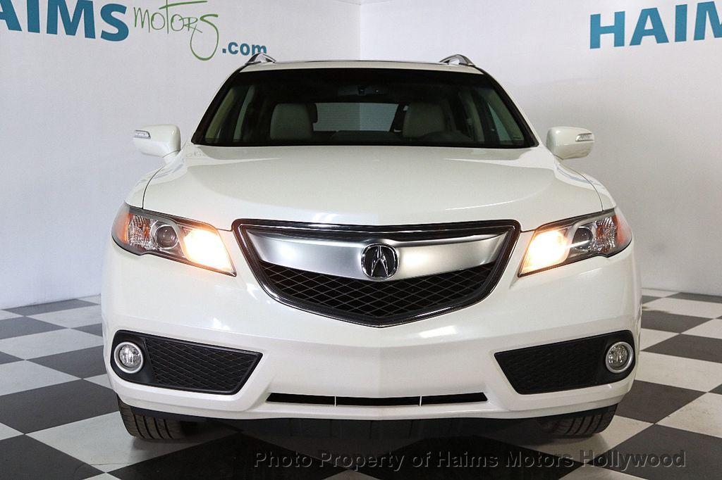 2013 Acura RDX FWD 4dr Tech Pkg - 17441607 - 2