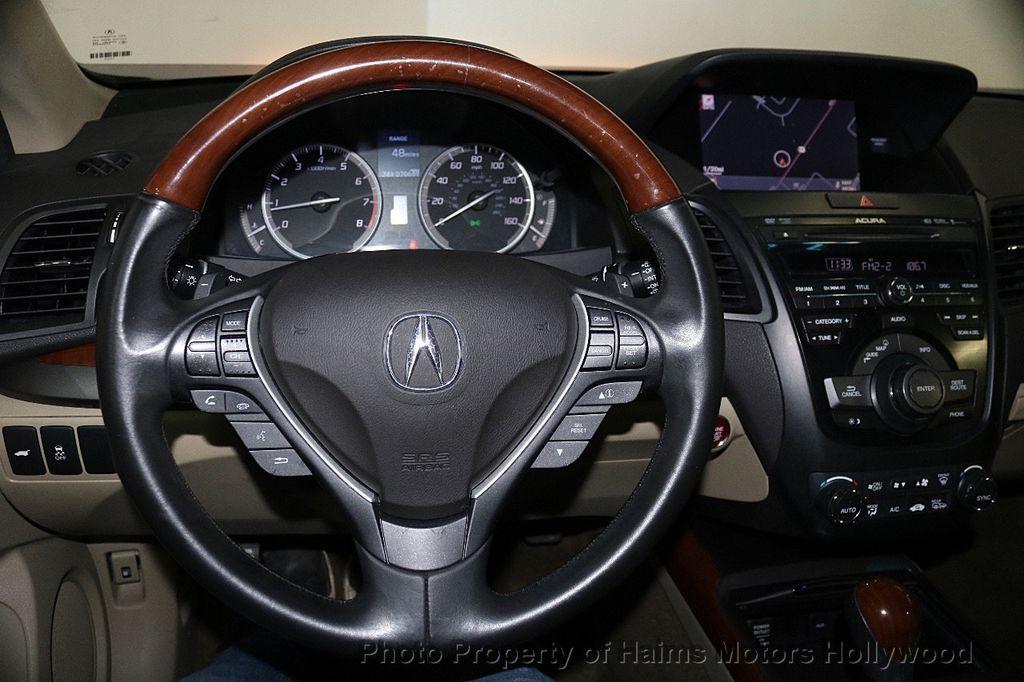 2013 Acura RDX FWD 4dr Tech Pkg - 17441607 - 29