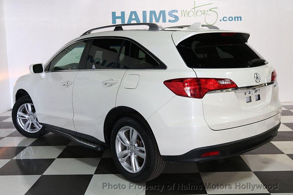 2013 Acura RDX FWD 4dr Tech Pkg - 17441607 - 4