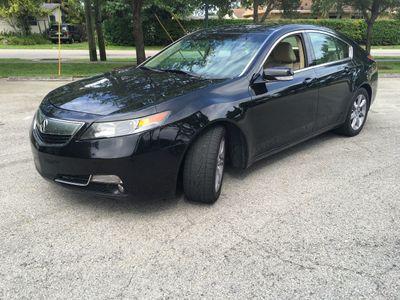 2013 Acura TL 4dr Sedan Automatic 2WD