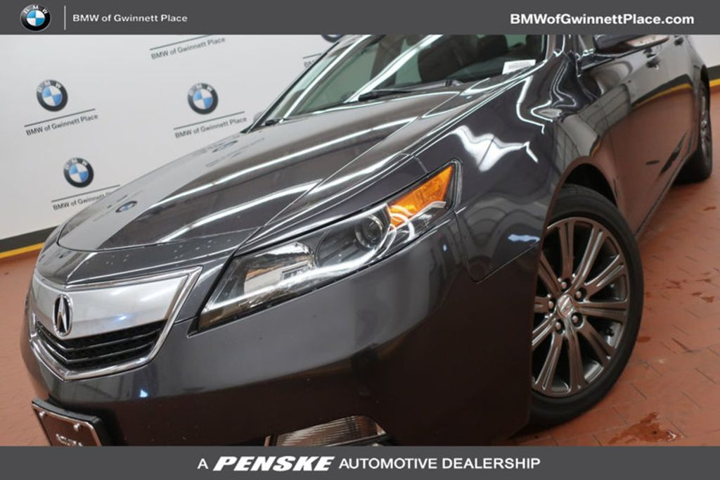 2013 Acura TL 4dr Sedan Automatic 2WD Special Edition - 17480329 - 0