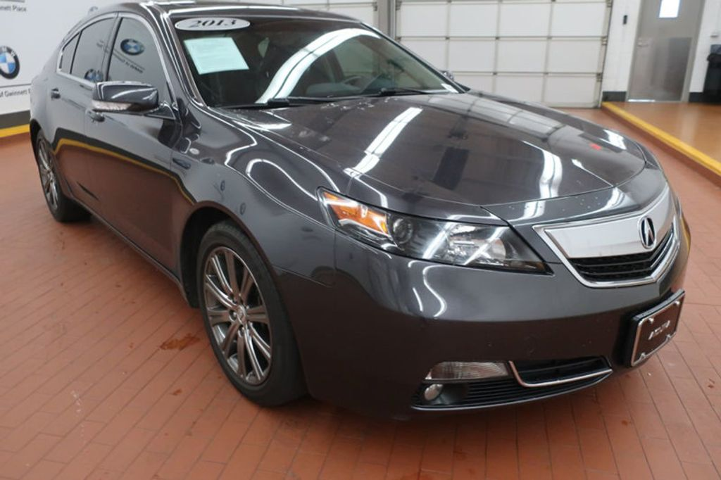 2013 Acura TL 4dr Sedan Automatic 2WD Special Edition - 17480329 - 7