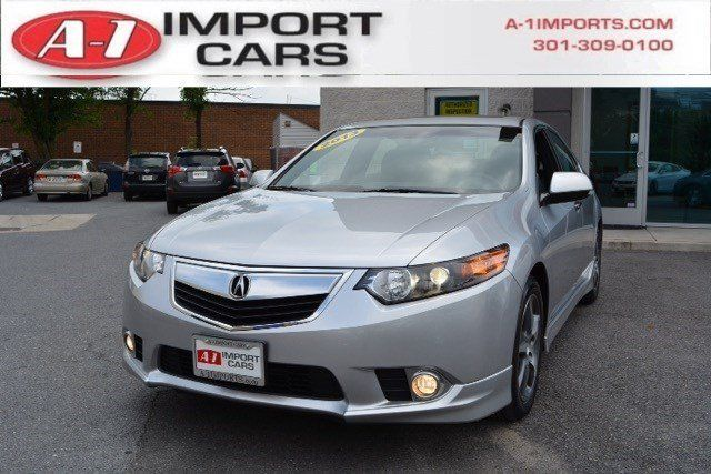 2013 Acura TSX 4dr Sedan I4 Automatic Special Edition