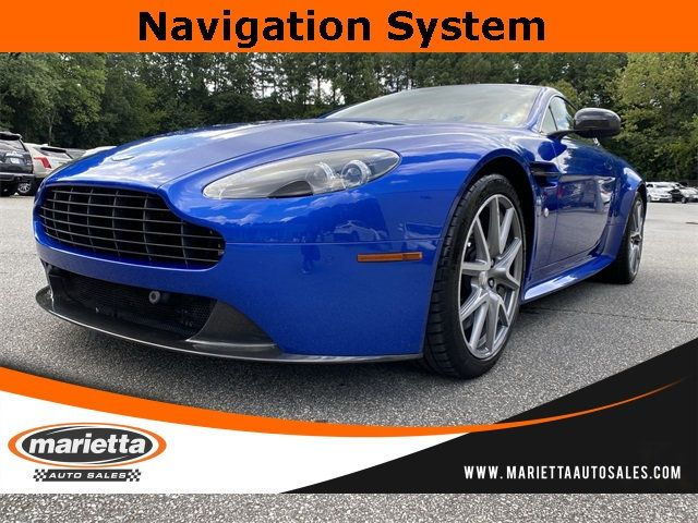 2013 Used Aston Martin V8 Vantage S V8 At Marietta Auto Sales Ga Iid 20630059