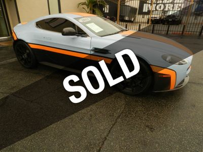 Used Aston Martin At Luxury Auto Leasing Serving Hollywood Los - Used aston martin vantage