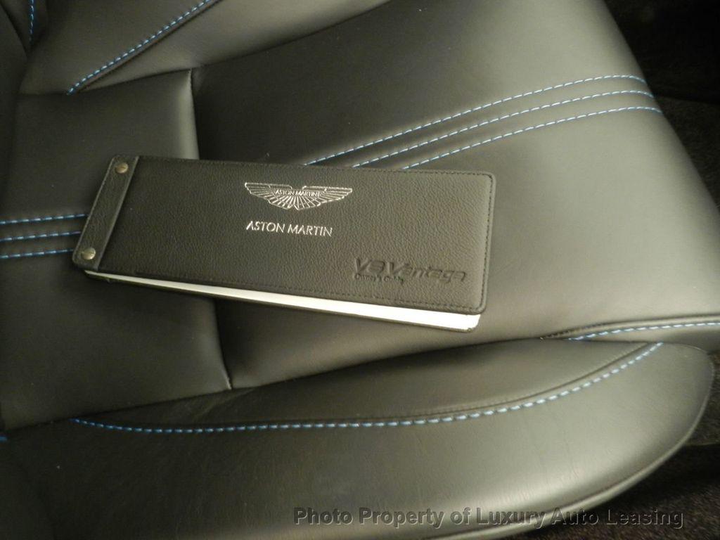 2013 Aston Martin V8 VANTAGE S COUPE V8 - 17774465 - 24