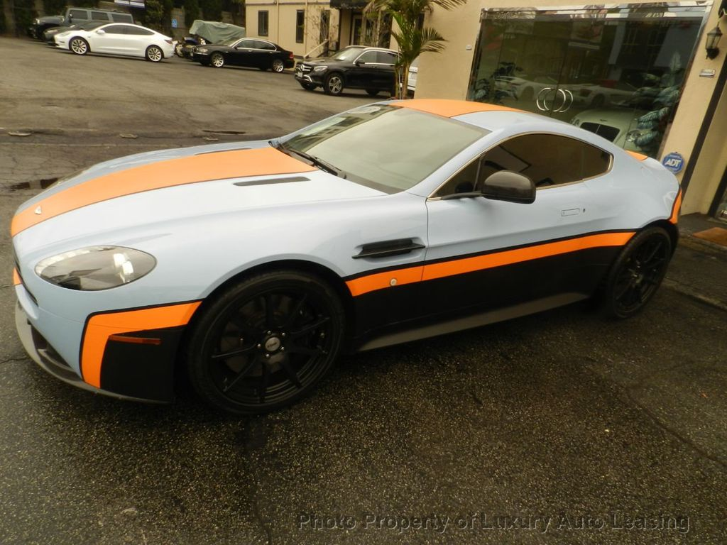 Used Aston Martin V VANTAGE S COUPE V At Luxury Auto Leasing - Used aston martin v8 vantage