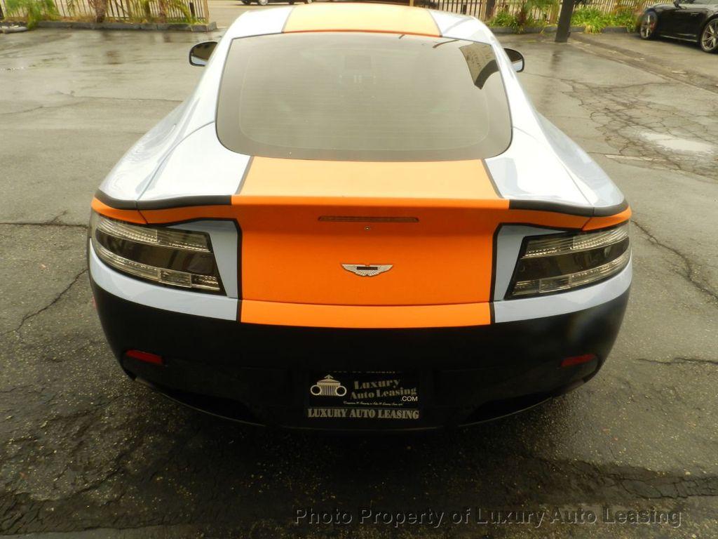2013 Aston Martin V8 VANTAGE S COUPE V8 - 17774465 - 5