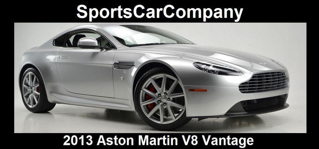 2013 Aston Martin Vantage  - 15452285 - 0