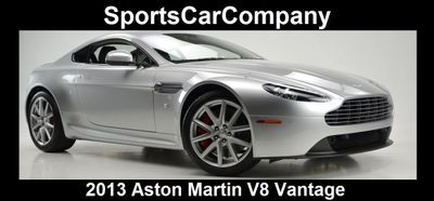 2013 Aston Martin Vantage  - Click to see full-size photo viewer