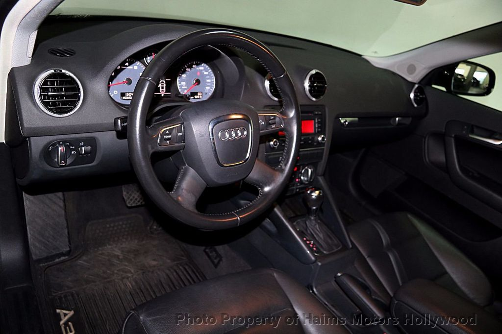 2013 Used Audi A3 4dr Hatchback S Tronic Fronttrak 2 0t Premium At Haims Motors Hollywood