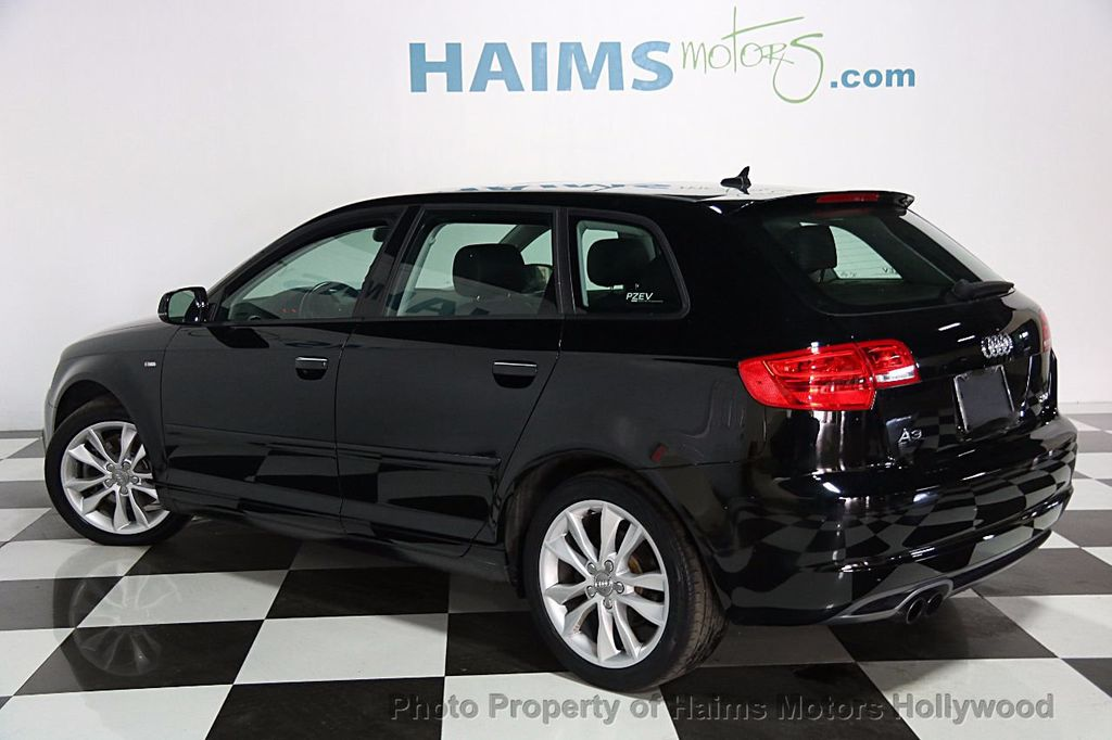 2013 Used Audi A3 4dr Hatchback S Tronic Fronttrak 2 0t Premium At