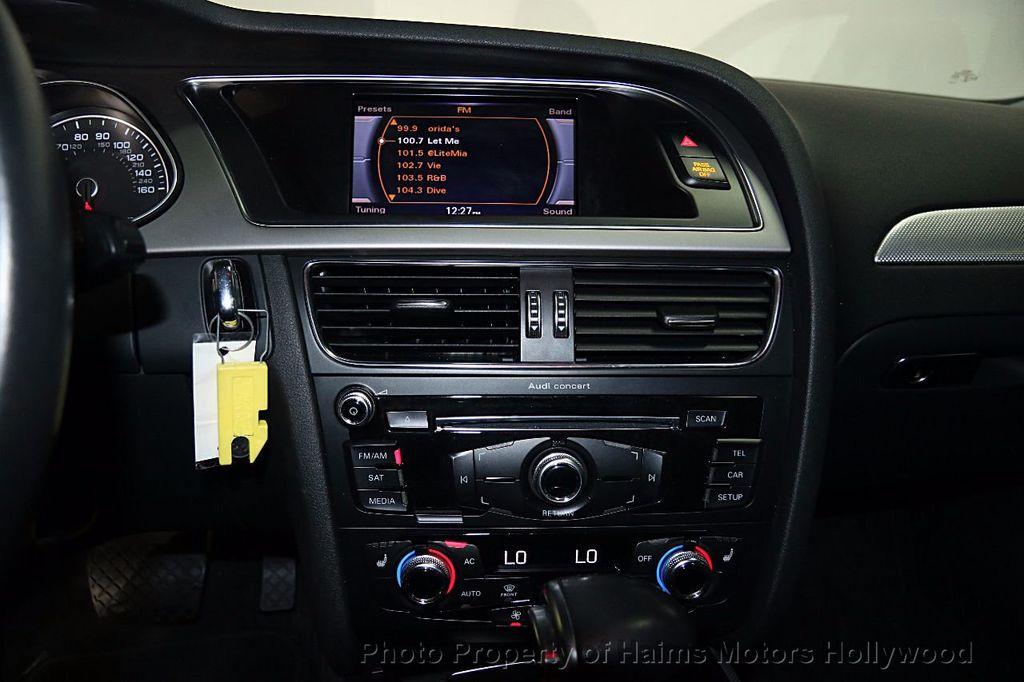 2013 used audi a4 4dr sedan automatic quattro 2 0t premium plus at haims motors hollywood. Black Bedroom Furniture Sets. Home Design Ideas
