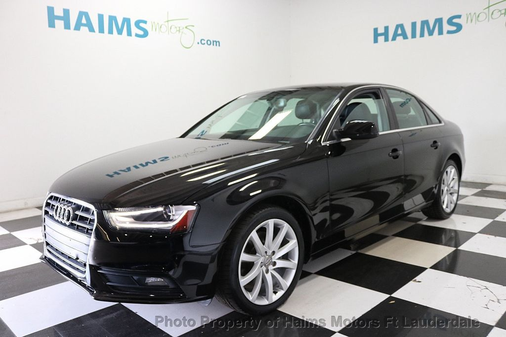2013 Audi A4 4dr Sedan Automatic quattro 2.0T Premium Plus - 18257436 - 0