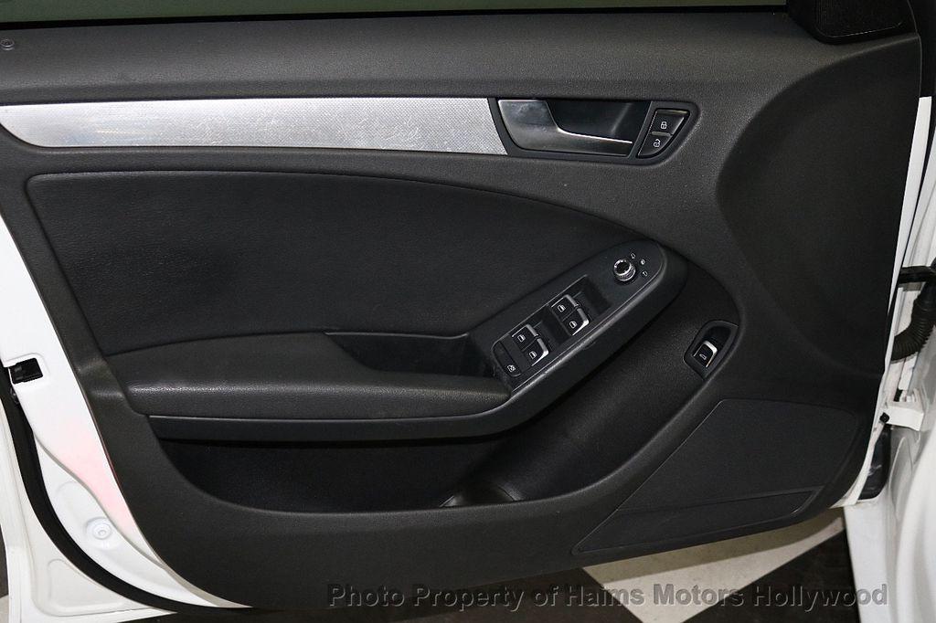 2013 Audi A4 4dr Sedan CVT FrontTrak 2.0T Premium - 18615222 - 9